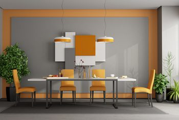 Charmant Grey_Dining_room
