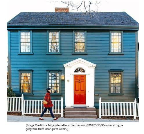 Exterior House Colors For Your Style Home Decker Service Professionals